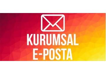 Kurumsal E-Posta / E-Mail Hizmeti