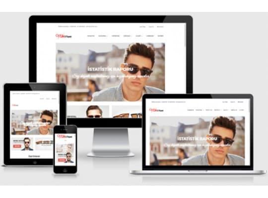 Kurumsal E-Ticaret Look v3.0